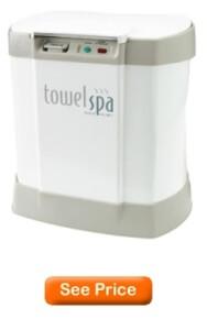Heatwave Industries Towel Spa Towel Warmer