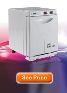 Hot Towel Warmer Cabinet UV Sterilizer MINI AUTO Hot Towel Cabi LIKE Beauty SALON SPA