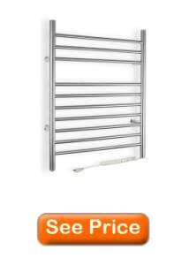 Warmly Yours Infinity Plug-In Towel Warmer