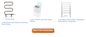 best conair towel warmers