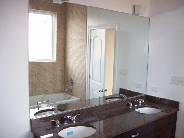 bathroom mirror & 10 Essential Things You Need in Your Bathroom