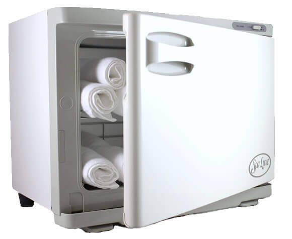 Spa Luxe Hardwired Electric Towel Warmer