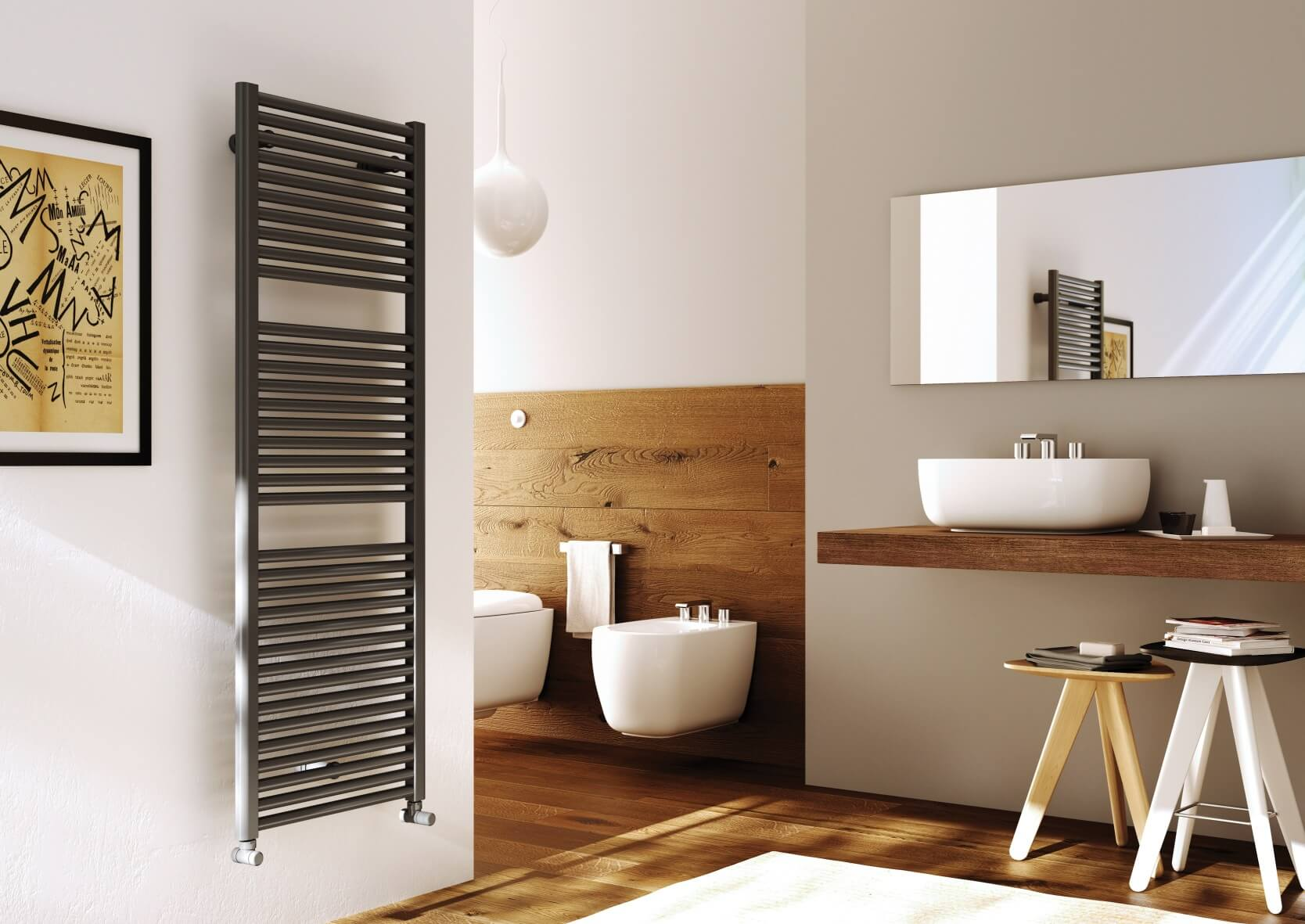 why wall mount towel warmers