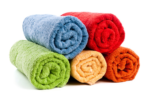 towel colors