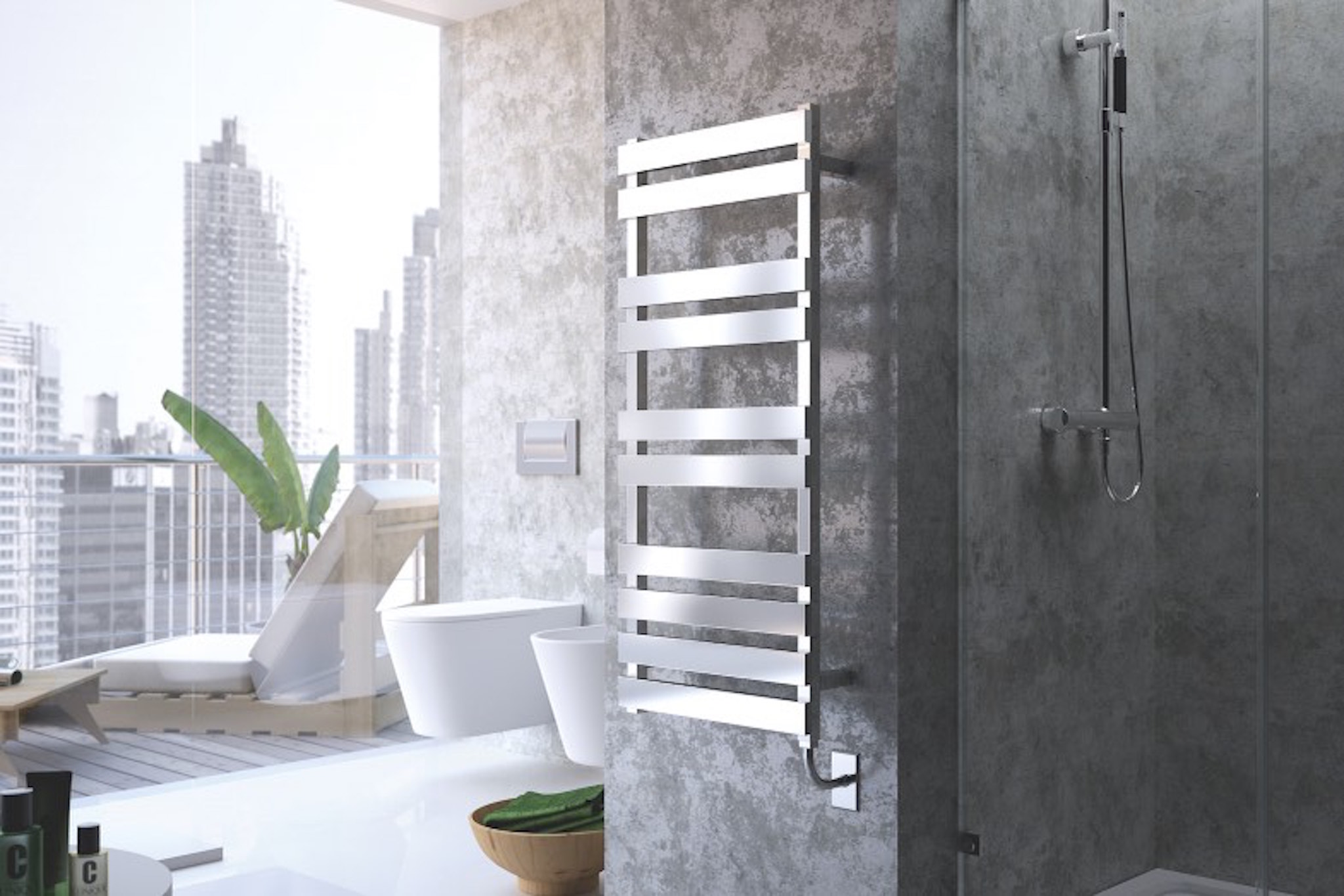 towel warmers make home a better place