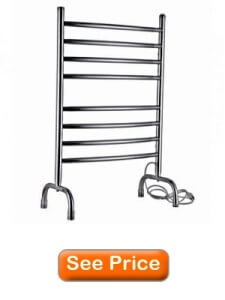 ancona comfort 8 towel warmer review