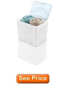 conair thermaluxe towel warmer review