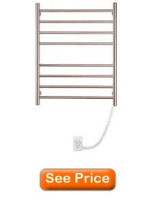 myson wall 8-bar towel warmer review