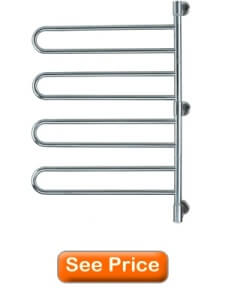 swivel towel warmer review