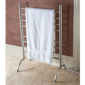 electric towel warmer functions