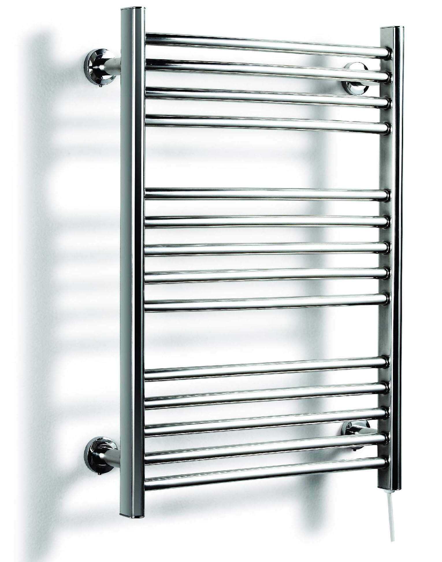 installing electric towel warmers