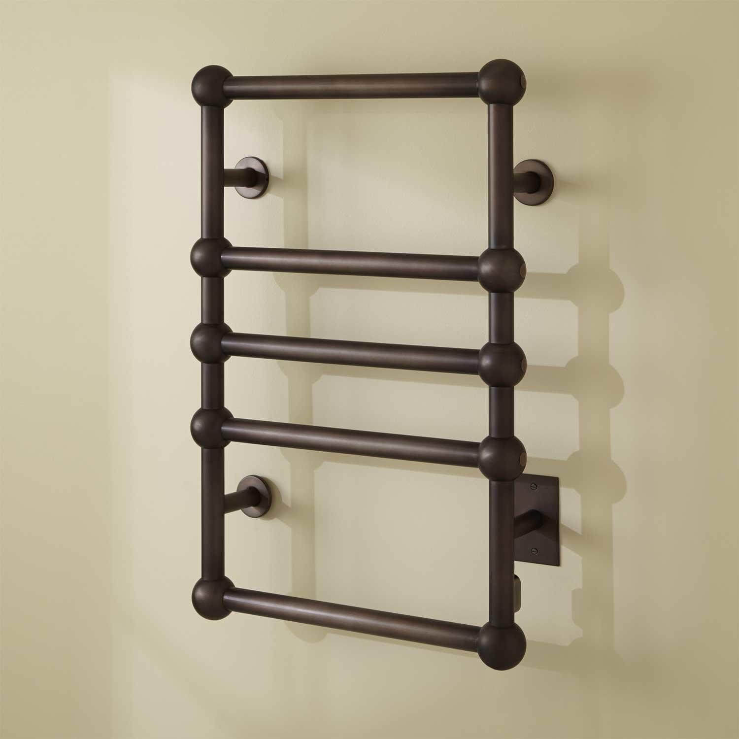 pros and cons hardwired towel warmers
